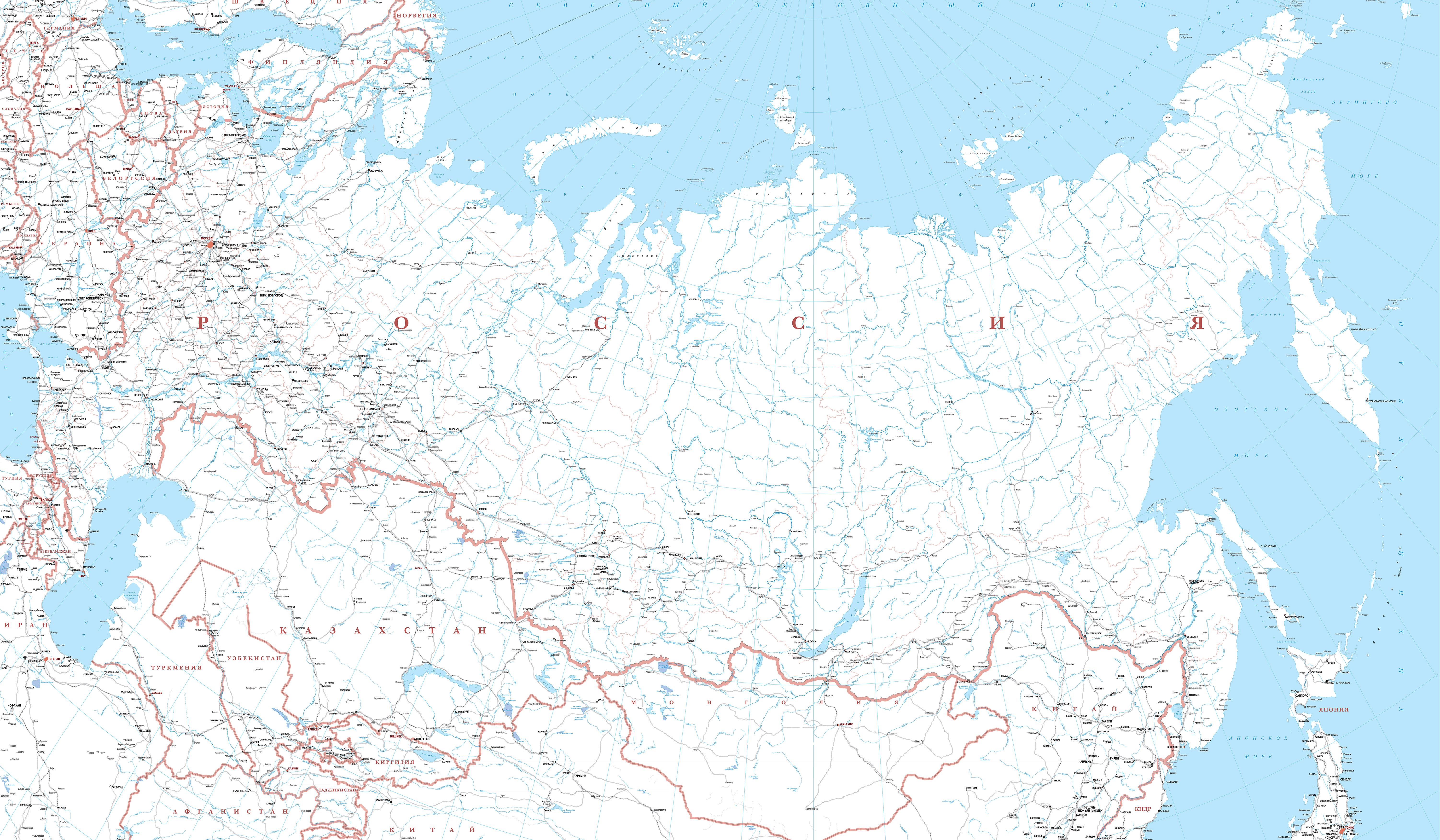 контурная карта россии фото что покров залог